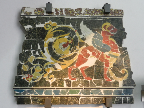 Opus Sectile, Palazzo Massimo Museum, Rome.