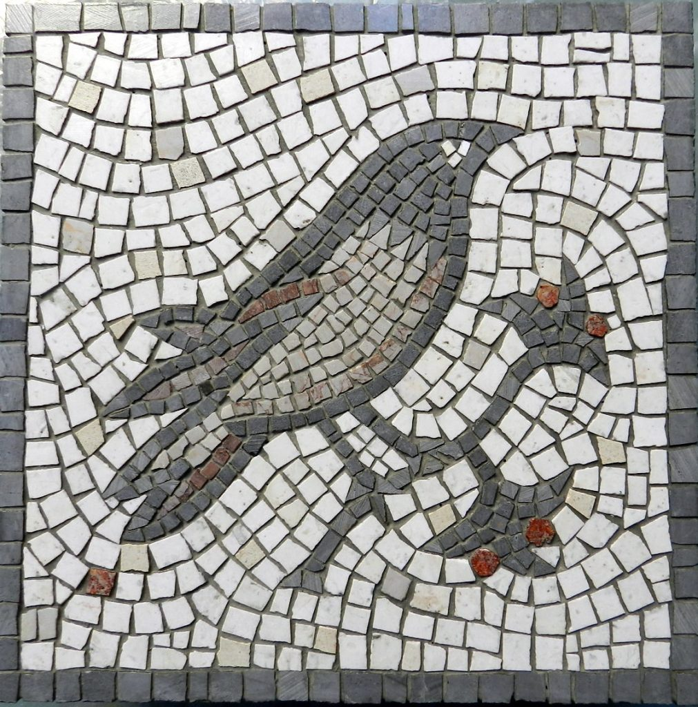 making a mosaic trivet in photos helen miles mosaics