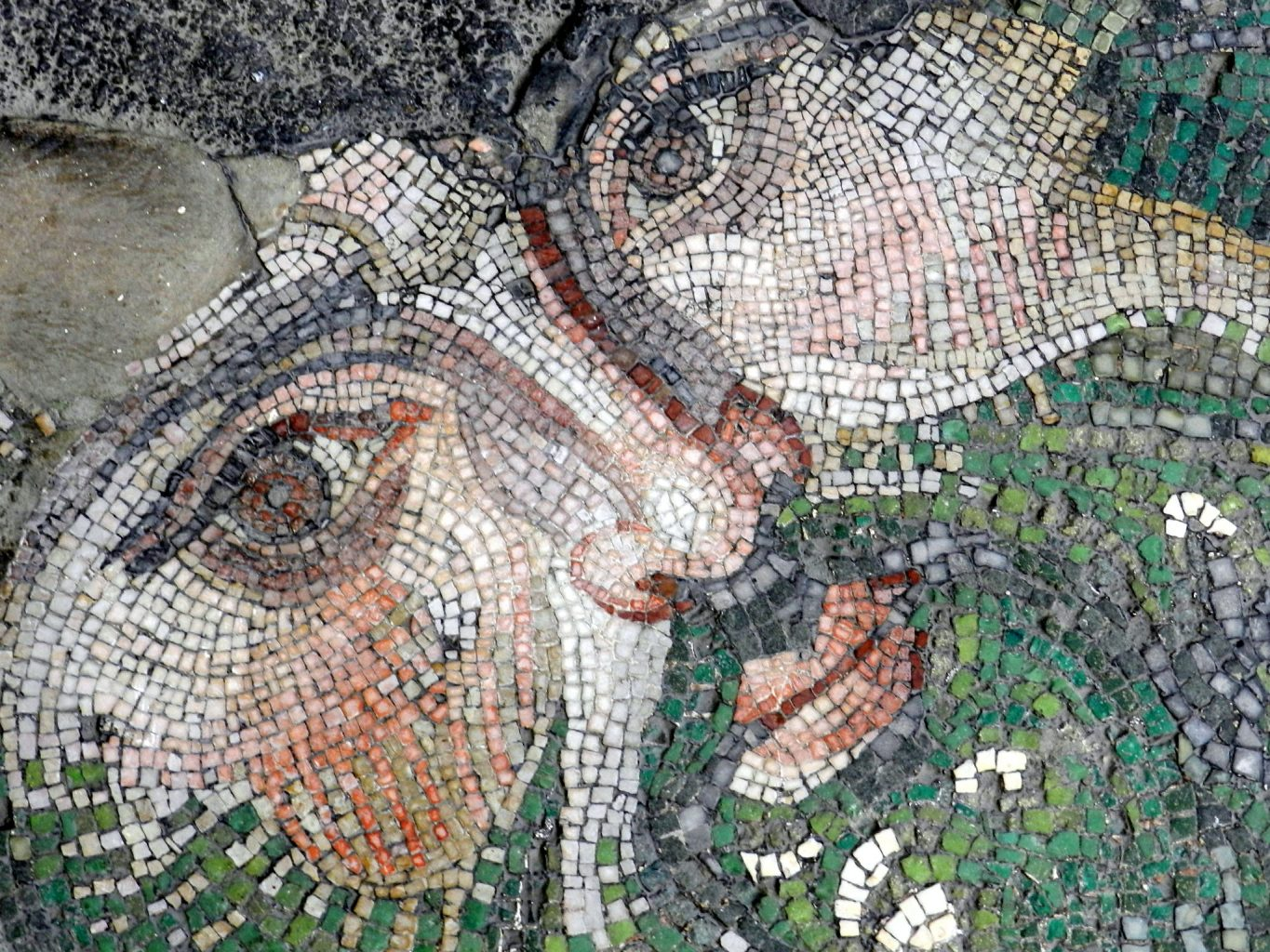 Great Palace Mosaic Museum, Istanbul