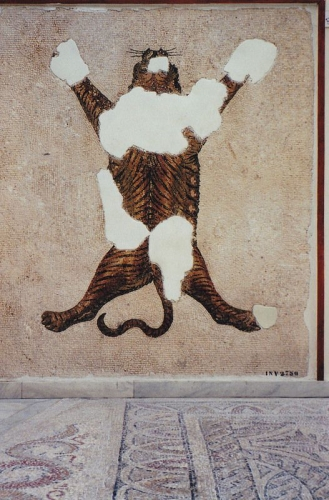 odd mosaics. flckr. no accreditation or explaination.