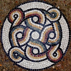Roman Mosaic Workshops. Geometric design