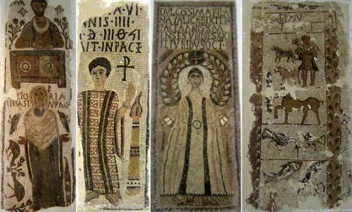 christian tombstones