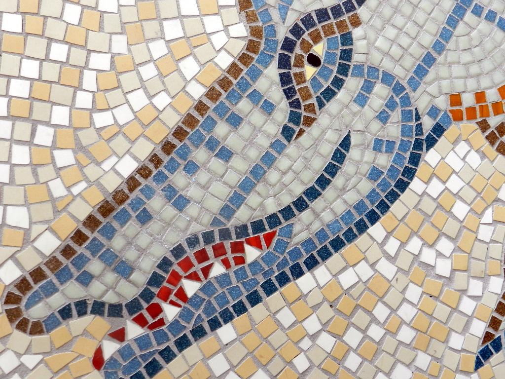 mosaics focusing on essays