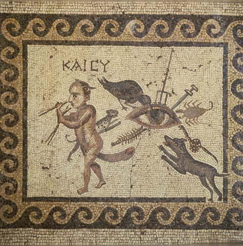 odd mosaics. turkey