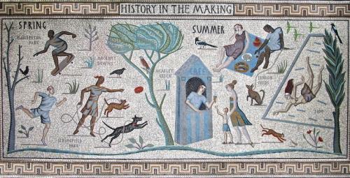 hackney mosaics website
