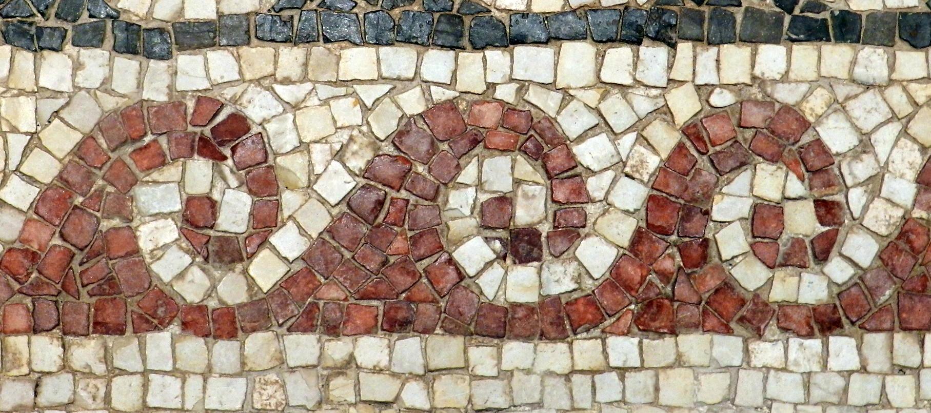 Mosaic quiz for christmas for Perfekt mosaik bordure