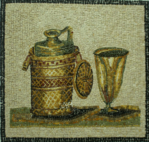 roman mosaic copies