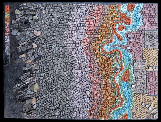 What are mosaics? First, five things that they are not