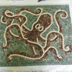 Washington panel mosaic_the octopus