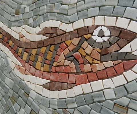 Eight easy steps to making larger mosaics on mesh