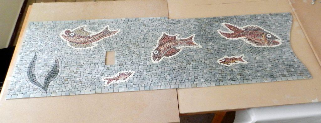 Washington panel mosaic_putting the segments together