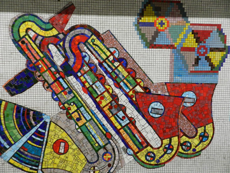 paolozzi mosaics _saxaphones