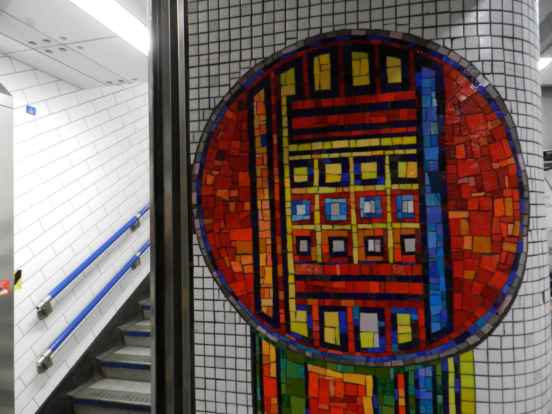 paolozzi mosaics _Central Line detail