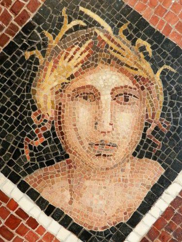 Art Institute of Chicago _ roman head of autumn.