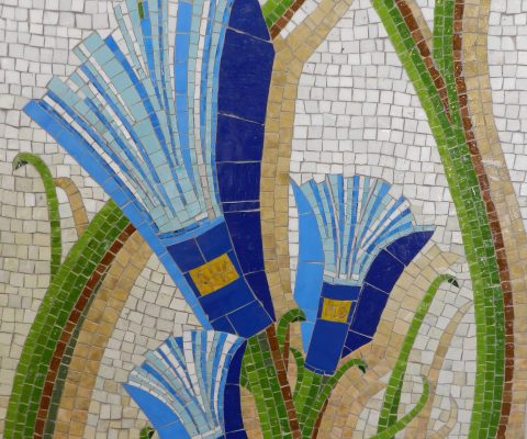 Mosaics in Chicago: exploring the city