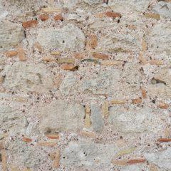 Wall, unidentified, 3. Greece.