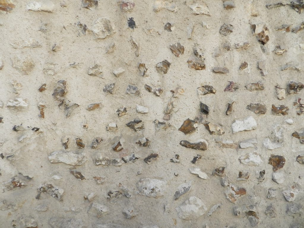 Wall, Chartres, France.