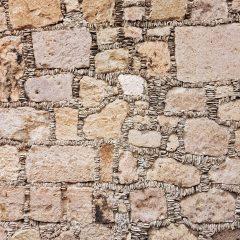 Morelia wall, Mexico.