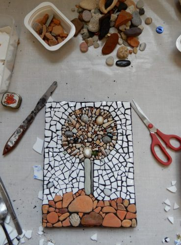 completing the mosaic