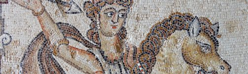 A snapshot of the mosaics of Israel