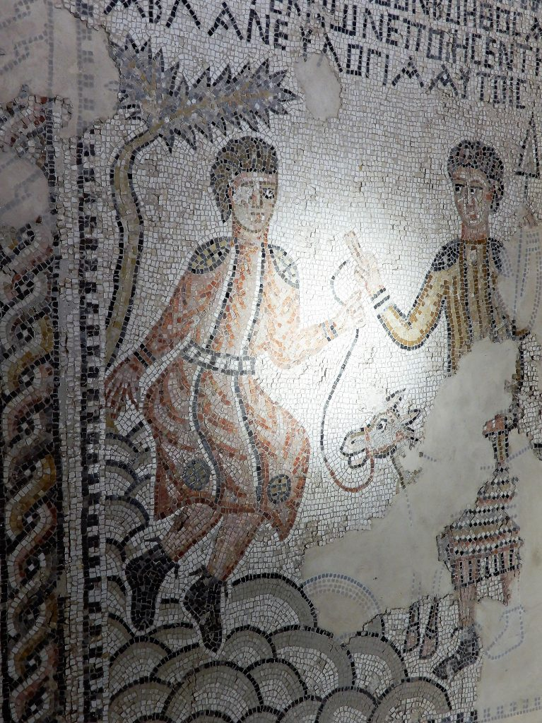 binding of Issac mosaic