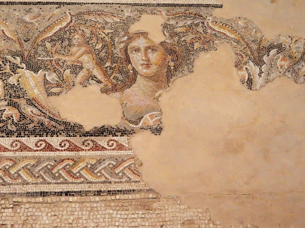 mona lisa mosaic