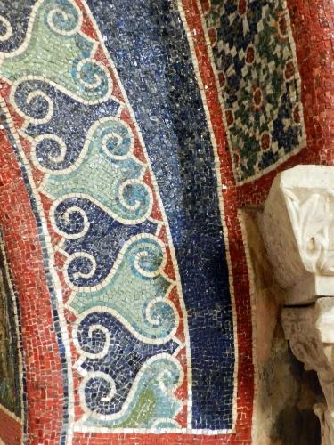 Neonian Baptistery, Ravenna, Italy.