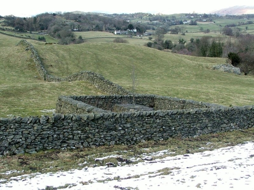 Fold. Andy Goldsworthy. Image from Wikipedia.