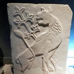 "alt=""byzantine stone carving"""
