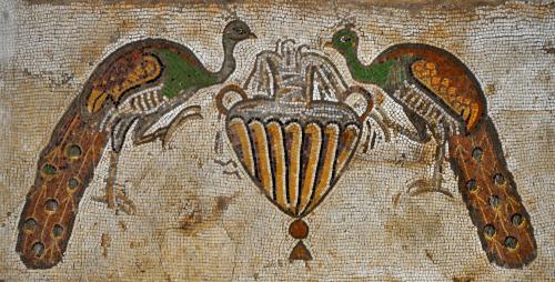 byzantine_church_in_nahariya_-_peacocks_mosaic