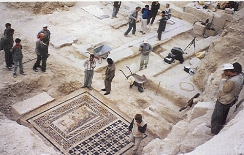zeugma excavations. zeugmamosaicmuseum blog spot