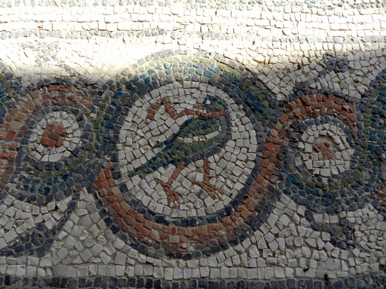 The Mosaics Of Nikopolis Greece Helen Miles Mosaics