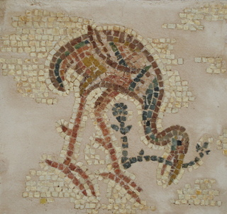 How to make a mosaic fragment (the Greek way)