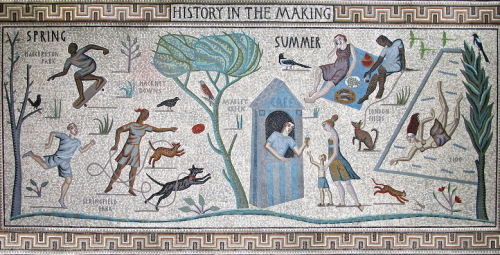 hackney mosaics website