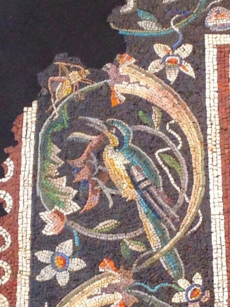The Use Of Glass In Ancient Mosaics