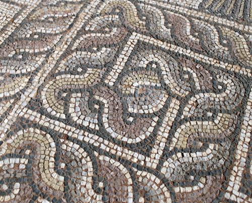 mosaics of Delphi