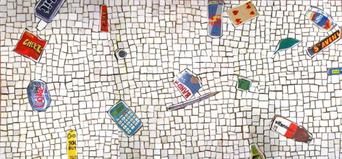 Unswept-Floor. michelle weinberg