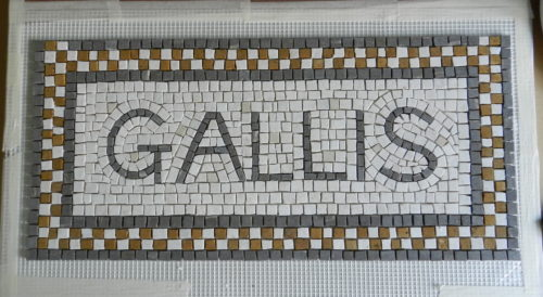 gallis plaque