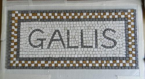 gallis plaque