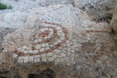 mosaics of Rhodes