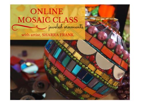 teaching yourself mosaics