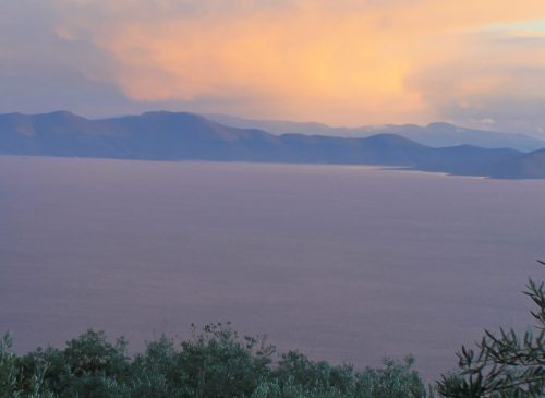 Four great reasons to join a mosaic course in Pelion, Greece