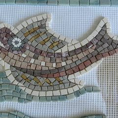Washington panel mosaic_fish detail2