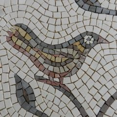 Birds and branches mosaic _ bird 3.