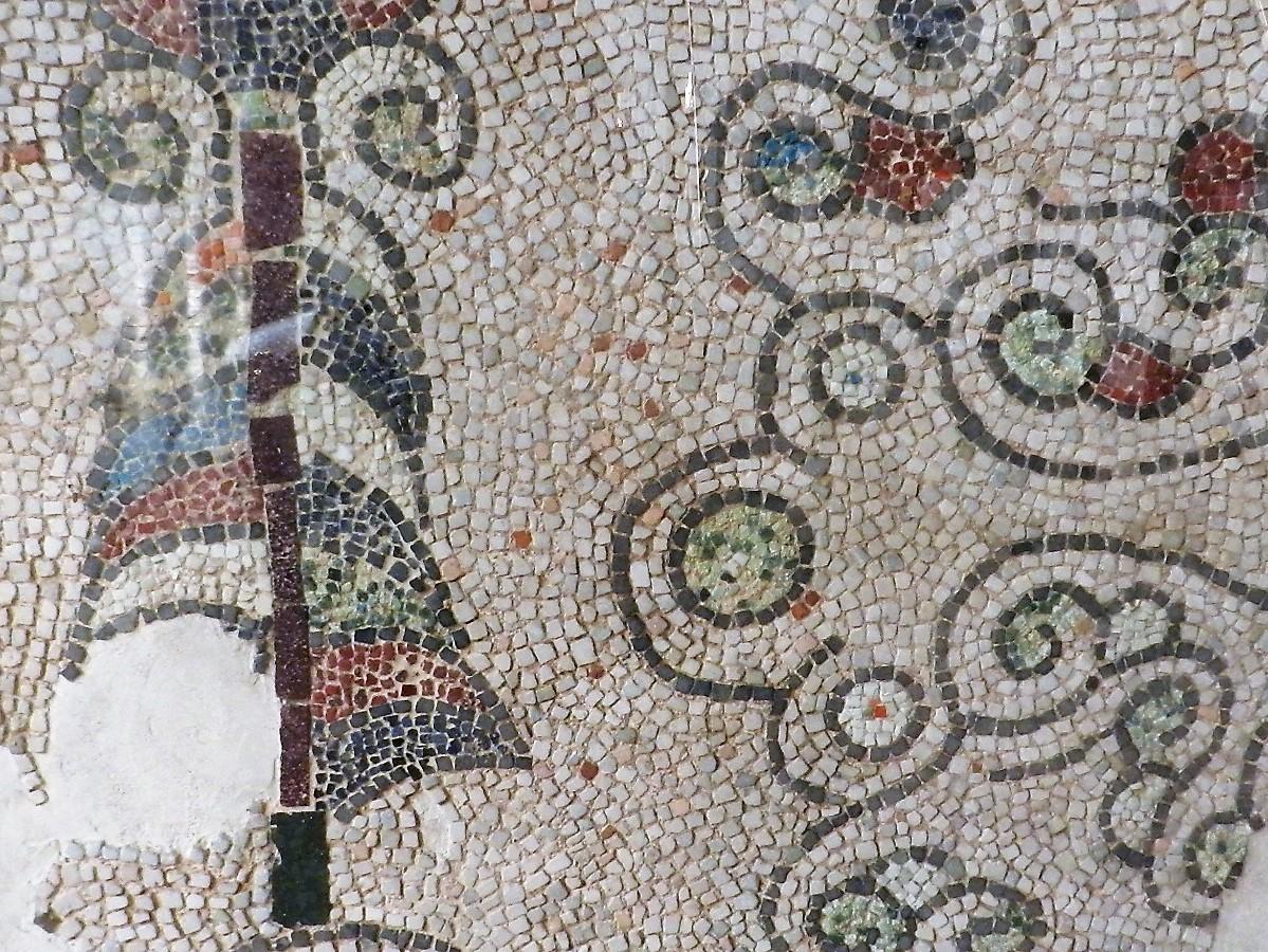Pattern 2. Mosaics of San Giovanni Evangelista, Ravenna.