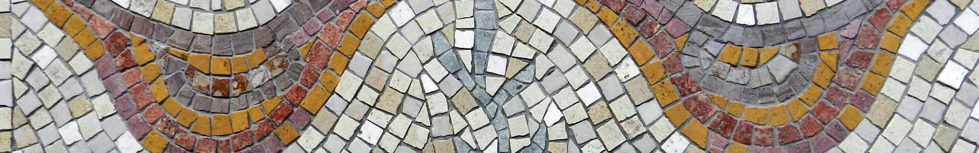 Love Birds Mosaic