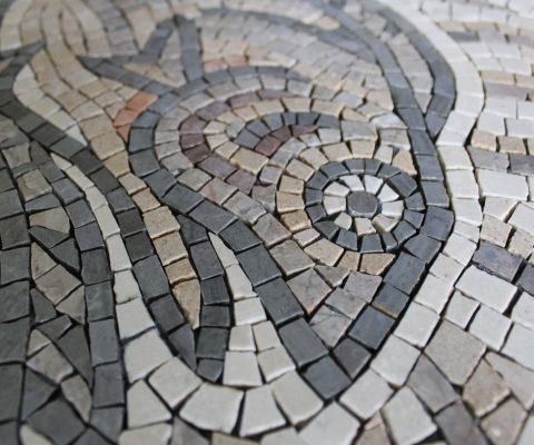 Roman mosaic copies