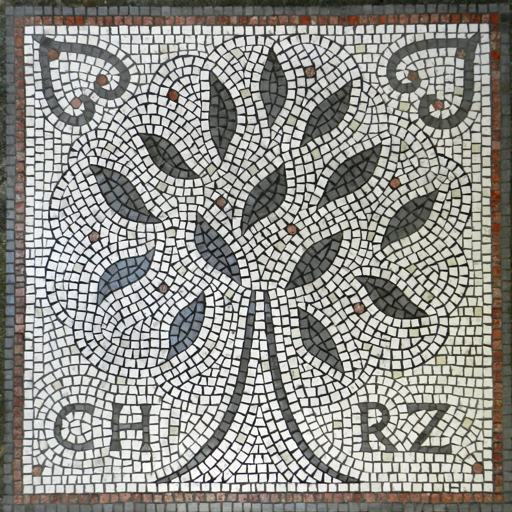 Wedding mosaic for CH & RZ_completed