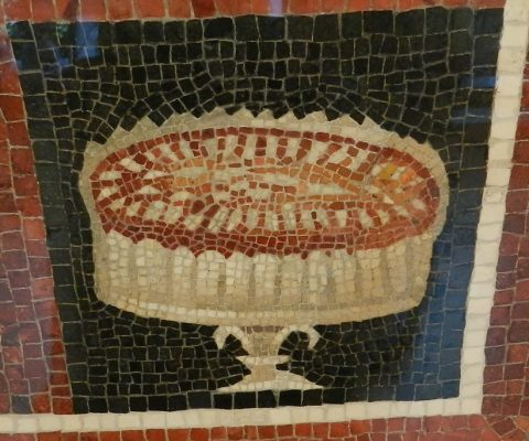 Mosaics in Chicago. Part II_Mosaics at the Art Institute of Chicago.