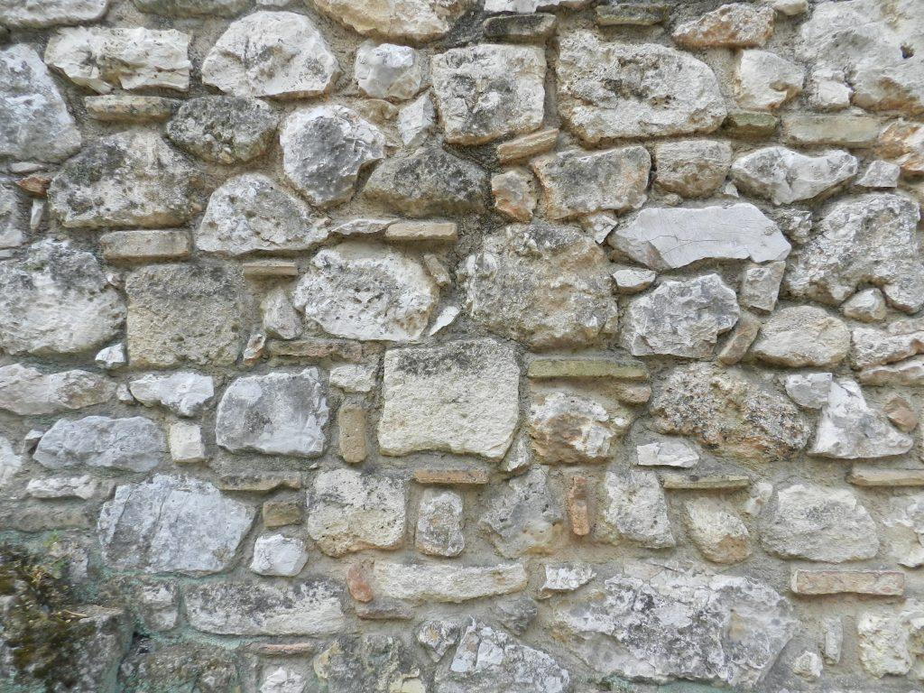 Wall, unidentified.